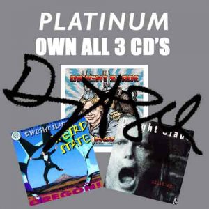 Dwight Slade's Platinum Budget Pack. Get signed autographed copies of his DVD and all 3 CD's